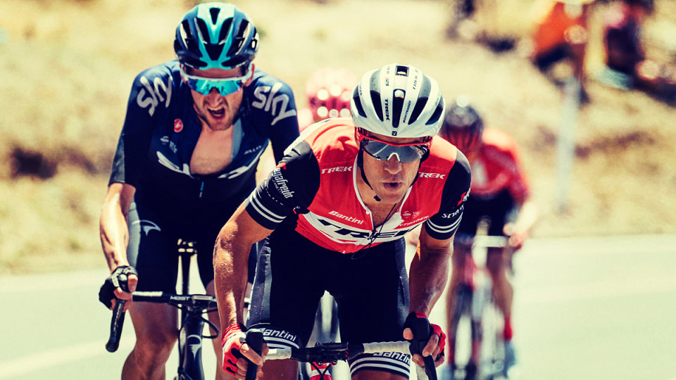 Richie Porte, il signore di Willunga Hill
