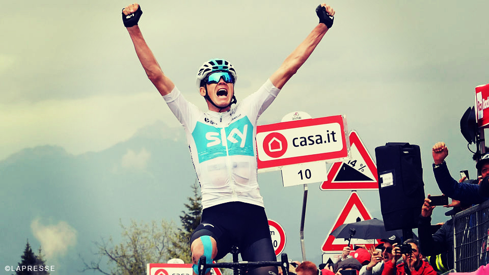 Chris Froome: l