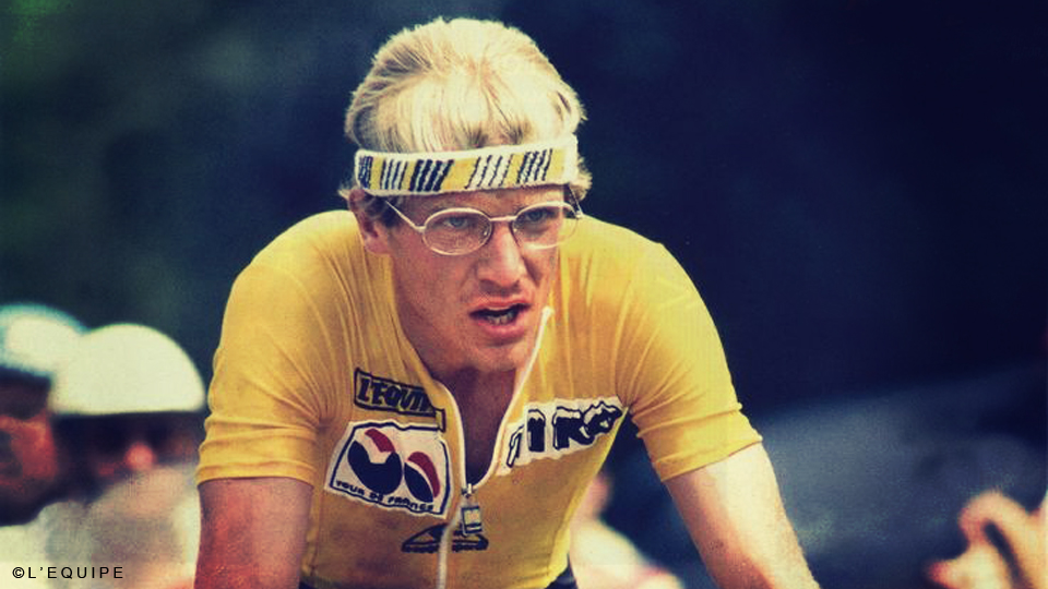 Laurent Fignon, il professore che vinse il Tour de France
