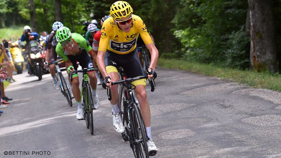 Tour de France tra rese e assalti a re Froome