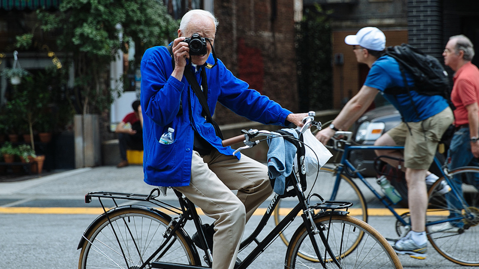 On the streets. Storia di Bill Cunningham