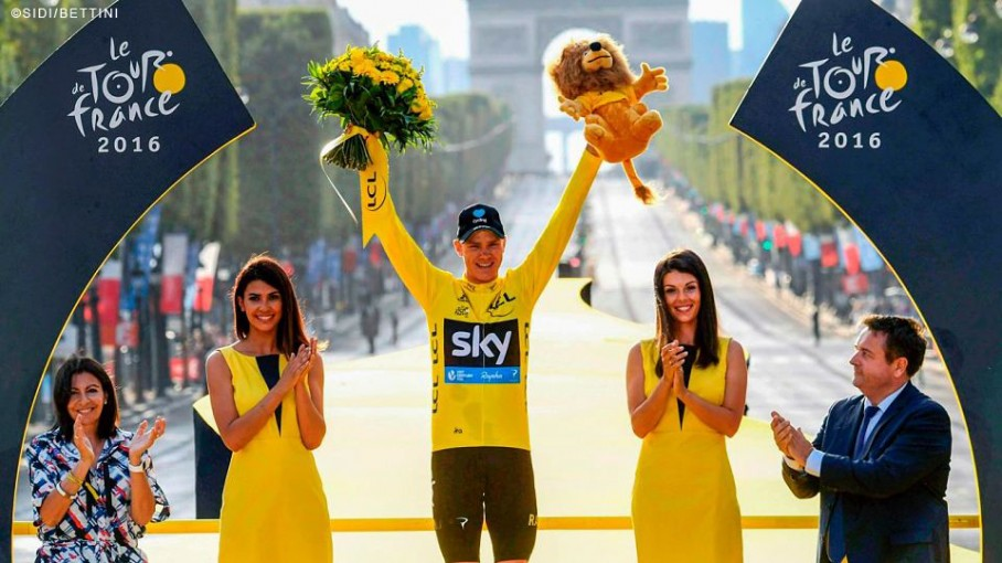 Noia e dominio al Tour de France